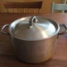 アルミの鍋
