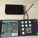 NINTENDO 3DS  LL 黒 10,000円