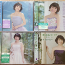 水森かおりさん CD4枚セット 新品未開封