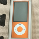【交渉中】新品・未使用☆iPod nano 16GB (オレンジ )