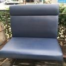 【中古】店舗に使われていたソファーを無料で差し上げます。