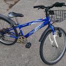 愛知一宮市発☆子供用24インチマウンテン 中古自転車