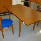 ダイニングテーブル・椅子2脚セット(2807-22.23AB)