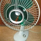 ●レトロで可愛い!●扇風機アンティーク三菱製