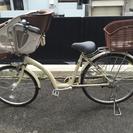 (商談中)3人乗り対応 自転車