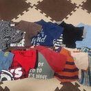 子ども服 男の子用 サイズ110 Tシャツ10点