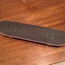 使用2回のみ美品!スケートボード