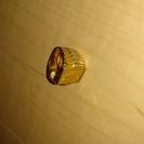 ゴールド 自由の女神 指輪 10グラム