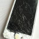 【ジャンク】softbank iPhone5 16GB ホワイト