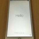 iPhone6PLUS 128GB GOLD 国内正規simフリー