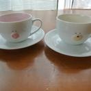 アニマル コーヒーカップ
