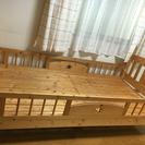 木製ベット(キッズ)