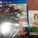 PS4ソフト☆討鬼伝2☆未開封☆初回特典シリアルコード付き