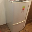 単身用冷蔵庫¥5000