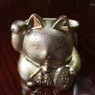 キラキラ招き猫