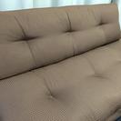 お値下げ!【美品】ダブルサイズのソファベッド