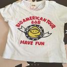 エーアーベー Tシャツ 80
