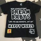 ドリームベビーズ Tシャツ 80