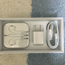 iphone ケーブルとイヤフォンセット