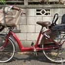③子供乗せ自転車★アンジェリーノ3人対応