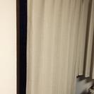 美品・遮光カーテン 100×178cm