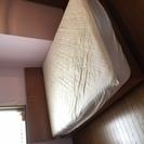シモンズ クイーンサイズ ベッド