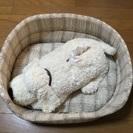 【交渉中】ワンコグッズ  ベッド&ステップ