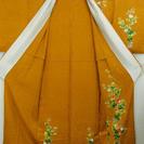 【美品】着物 ◆ 単 ◆ 正絹