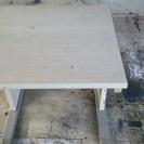 【終了】【売約済】スチール製テーブル