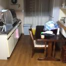 ダイニングテーブル 食器洗浄機おまけ