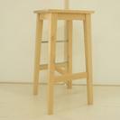 【渋谷区】木製の椅子【手渡し】