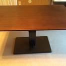 大塚家具の昇降式テーブル