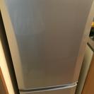 三菱 冷蔵庫 MR-P15T-S