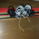 スノーボード•ブーツセット 値下げ中