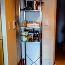 無料:IKEAの棚 36X36X180