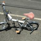 折りたたみ自転車 未使用品