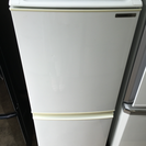 A-427 SHARP☆09年製 137L 2ドア冷蔵庫
