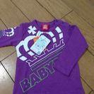 ベビードール 新品未使用 80サイズ 長袖Tシャツ