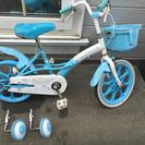 幼女用自転車
