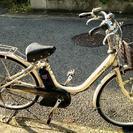中古★電動アシスト自転車26インチ  ヤマハPAS