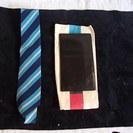 未使用 紳士用長財布とネクタイ