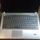 HP ノートパソコン Probook 4430s CPU,SSD換...