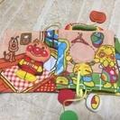 アンパンマン 布おもちゃ 生活教育