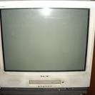 差上げます。Sonyトリニトロンカラービデオテレビ 25型