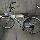 cyma Roadia[26インチ]自転車 白 1台