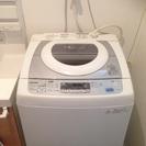 ★格安★ 東芝 7kg洗濯機 AW-70DG ホワイト