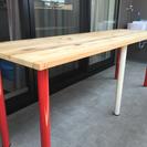 IKEA 長テーブル 200cm【中古】