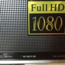 46型液晶テレビ ゲームなど、外部入力専用。