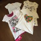 レディース Tシャツ 4枚セット(チュニック)