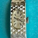 SEIKO セイコーです。 アンティークレディス腕時計 スクエア型...